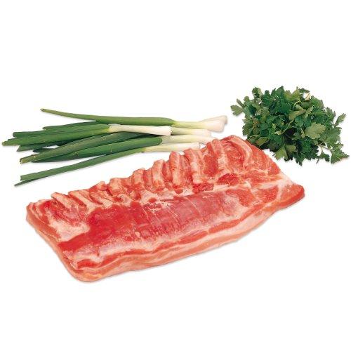 Schweinebauch ohne Knochen - Landmetzgerei Schiessl - ca. 2000g