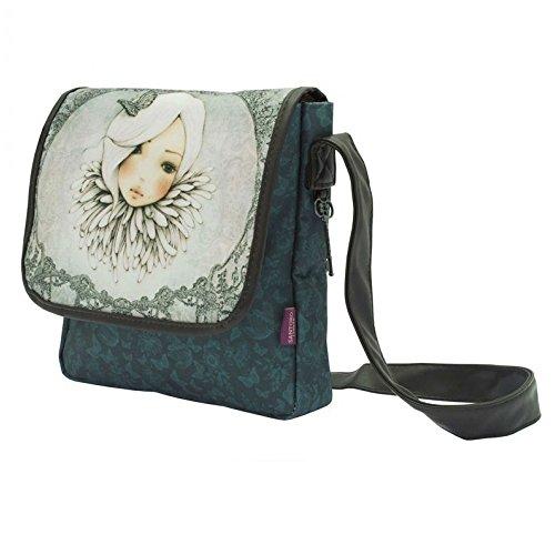 Santoro London Mirabelle Small Flap Bag Tasche Umhängetasche Schultertasche - Augustine