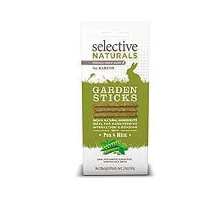Supreme Petfoods Selective Naturals Garden Sticks 60g brown 34