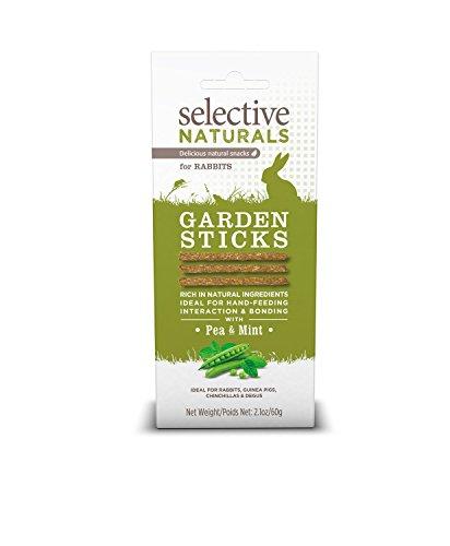 Supreme Petfoods Selective Naturals Garden Sticks 60g brown 1