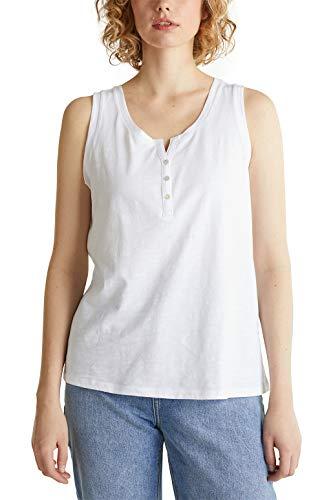 edc by Esprit 030CC1K336 Camiseta, 100/color, XL para Mujer