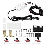 𝐑𝐞𝐠𝐚𝐥𝐨 𝐝𝐞 𝐍𝐚𝒗𝐢𝐝𝐚𝐝 Controlador remoto de puerta de garaje WiFi inteligente, control de aplicaciones, soporte de dispositivo de apertura de puerta para Alexa(EU Plug)