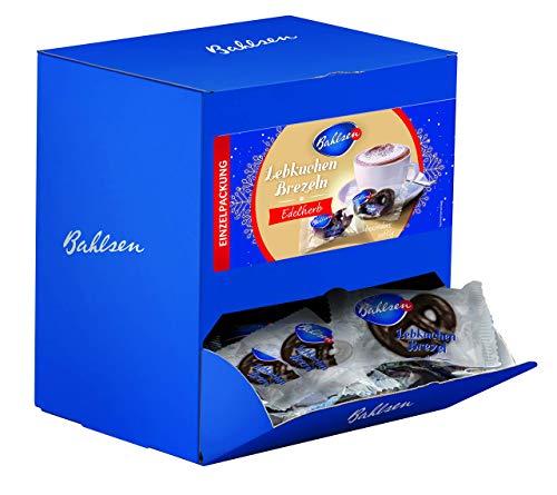 Bahlsen Lebkuchen Brezel Portionspackung, 1er Pack (1 x 1.3 kg)
