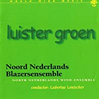 Serenade For Winds, Etc: North Netherland Wid Ensemble