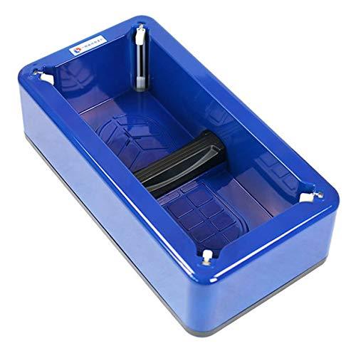 Jouet de tablette d'enfant, cadeau de jouet de jouet d'éducation de machine d'étude d'apprentissage d'anglais chinois (bleu, rose)(bleu)