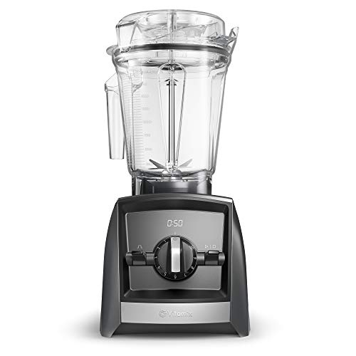 Vitamix VM0195D A2300i ASCENT Series, 1200, Schiefergrau