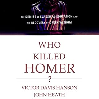 Who Killed Homer? cover art