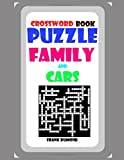 CROSSWORD PUZZLE BOOK FAMILY AND CARS