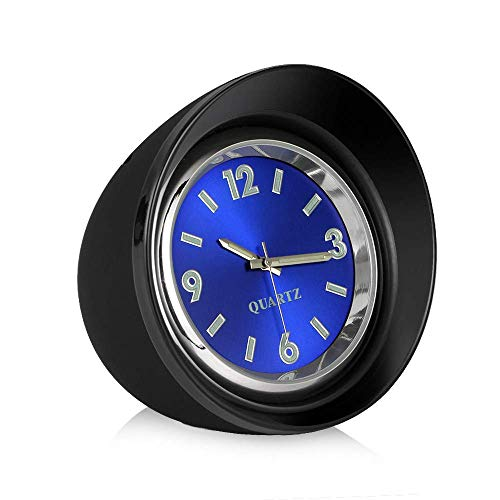 DBSCD Regalos Navidad,Reloj Cuarzo,Reloj automático,automóviles,Tablero Instrumentos Interior,decoración,Puntero Digital Creativo,Relojes,Accesorios,Regalo