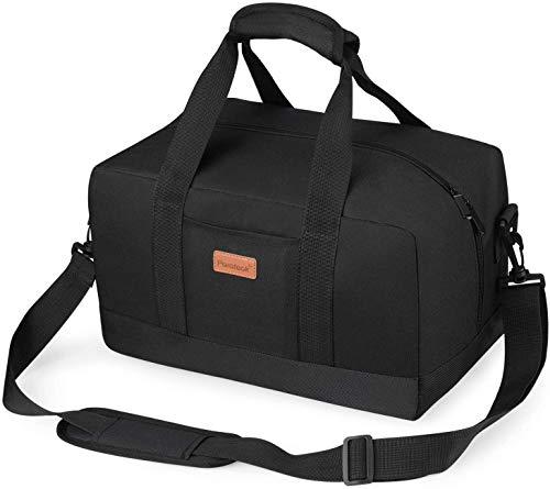Ryanair Cabin Bag 40x20x25cm Maximum Sized On Board Underseat Bags Weekend Hand Luggage Travel Bags for Women Men Black