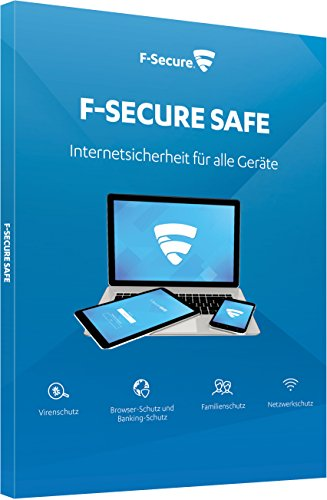 F-Secure SAFE Internet Security - 1 Jahr / 1 Gerät