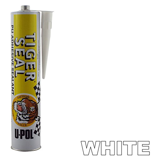 U-Pol WHITE Tiger Seal PU