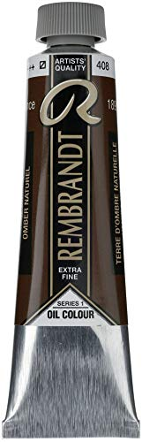 Rembrandt PAINT OIL RAW UMBER, us:one size