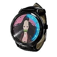 2021年新人時計漫画アニメデーモンブレードースファッショントレンド時計カジュアルクォーツ時計学生時計ペア時計-A6