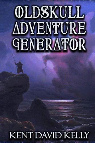 Oldskull Adventure Generator: Castle Oldskull Gaming Supplement GWG2