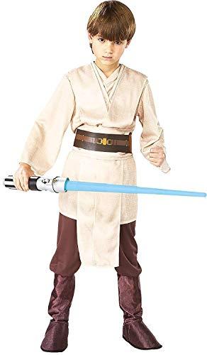 LUCAS–st-630604s Luxe Jedi–Disfraz Talla S