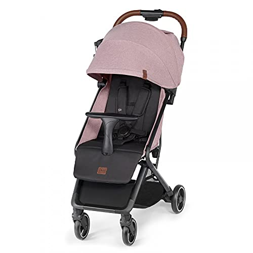 Kinderkraft pushchair NUBI pink - Sillas de paseo, Unisex Infantil, Rosa(pink)