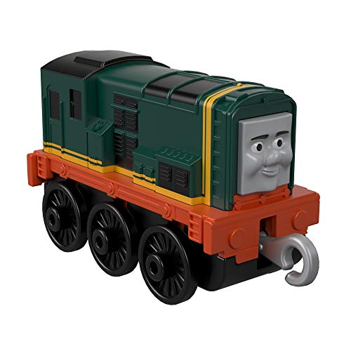 Thomas & Friends Fisher-Price Adventures, Small Push Along Paxton -  GDJ43