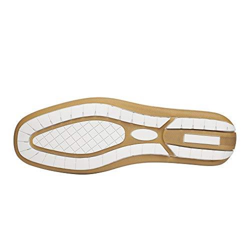Bruno Marc Men's BUSH-01 Tan Driving Loafers Moccasins Shoes – 11 M US