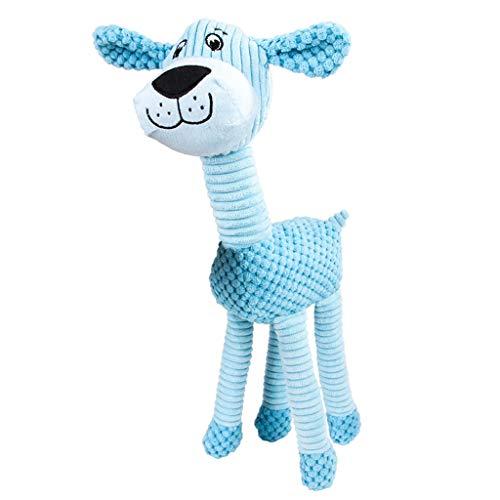 MONISE Clearance Plush Dog Toys - Puppy Chew Teething Toys- Small Breed Puppy Chew Toys - Donkey Chewing Toys for Dogs - Small Dog Plush Toys Set - Cute Dog Chew Toys