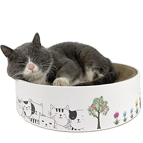 tiragraffi per gatti in cartone ondulato FGXY Tiragraffi per Gatti