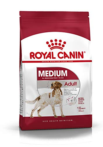 ROYAL CANIN C-08402 S.N. Medium Adult - 4 Kg