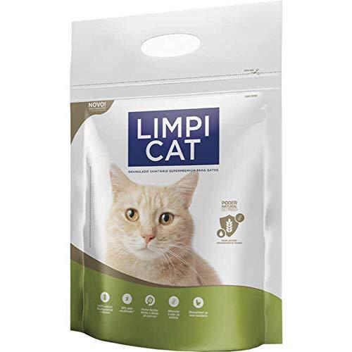 Areia Higiênica Limpi Cat para Gatos - 2,5kg