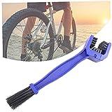 Fahrradkette Reinigungsbürste Fahrrad Kettenreiniger Reinigungswerkzeug Zahnradbürste Scrubber...