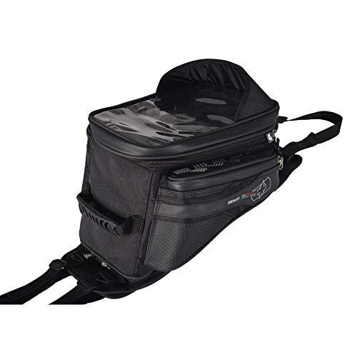 Oxford OL241 Tankrucksack (Q20R Quick Release Adventure Motorrad), schwarz, 20 L
