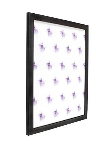 Athena Gloss zwart fotolijst, A2 formaat, 59,4 x 42 cm,