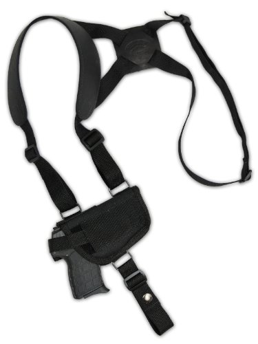 Barsony Cross Harness Shoulder Holster for 22 25 32 380 Pistol Walther PP PPK PPKS Right