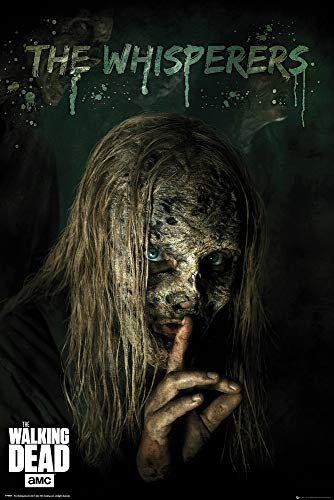POSTER STOP ONLINE The Walking Dead - TV Show Poster (The Whisperers) (Size 24 x 36)