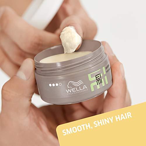 Wella EIMI Just Brilliant Anti-Humidity Hair Molding Paste, Shine Pomade, 2.5 Oz