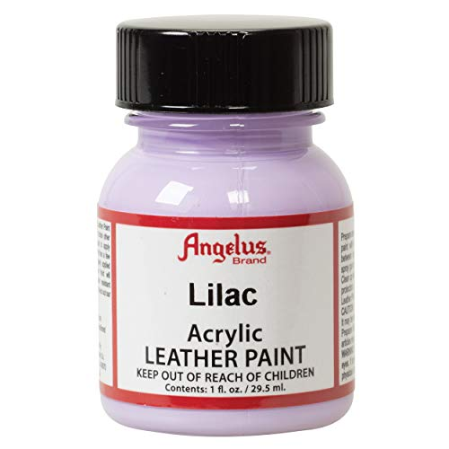 Angelus Acrylic Leather Paint, Lilac
