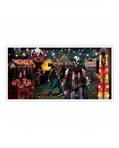Horror Circo Banner