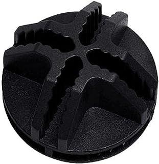 20pcs Meubles Hinges Cube en Plastique Tablettes De Rangement Connecteurs Boucle Cabinet pour Closet Armoire Modulaire Org...