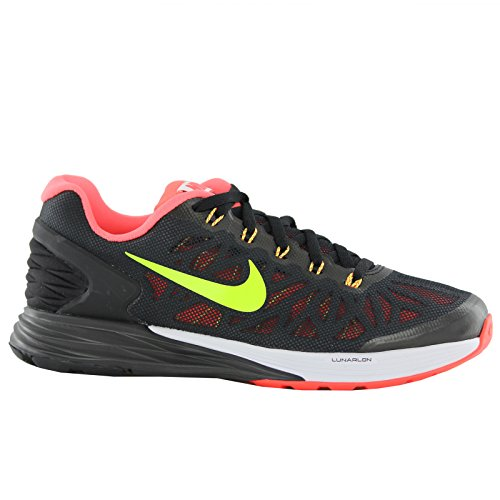 Nike Lunarglide 6 Black Youths Trainers 36.5 EU