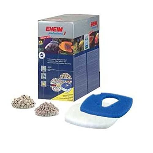 Eheim - 2520800 - Set de substrats filtrants - Pour modèles 3 1200 XL et 1200 XLT