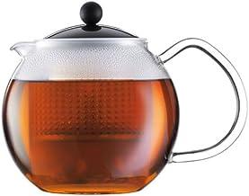 Bodum Assam Tea Press 0.5L Plastic Black - Bd-1823-01