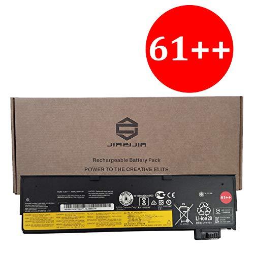 JIAZIJIA SB10K97584 Laptop Battery Replacement for Lenovo ThinkPad T470 T480 P51S P52S T570 T580 A475 A485 TP25 Series 61++ 01AV427 4X50M08812 01AV428 01AV492 SB10K97585 10.8V 72Wh 6600mAh 6-Cell