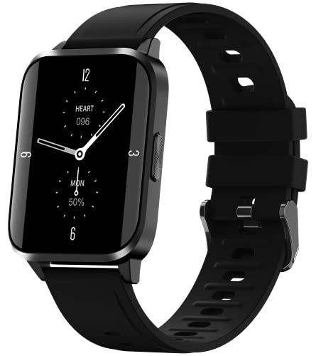 Fitnessarmband für Damen Herren,Kalorienzähler Armband,Smartwatch mit Blutdruckmessung, Touchscreen Bluetooth,Whatsapp Fähig,Fitness Tracker Blutdruck Pulsuhr Schrittzähler Sportuhr