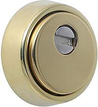 Veiligheidsbord tegen kalkaanslag en diefstalbeveiliging, kleur: goud. BKS28029D1MR.