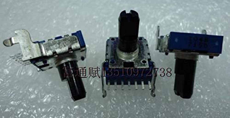 Japan Imported ALPS Dual Volume Potentiometer redation RK14K Series B100K Switch