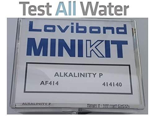 Lovibond AF414 Testset für Alkalinität P