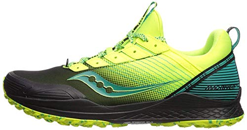 Saucony Men's Mad River Tr Road Running Shoe