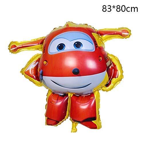 Kaufen Sie eine und erhalten Sie eine kostenlose SpielzeugGeburtstagsfeier Heliumballon Dekoration Kinderspielzeug (Farbe: rot) 2cps