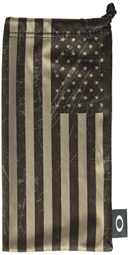 Oakley Funda para gafas de sol unisex Urban Commuter Ny Micorbag, bandera de Estados Unidos, talla única