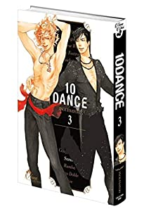 10 Dance Edition simple Tome 3