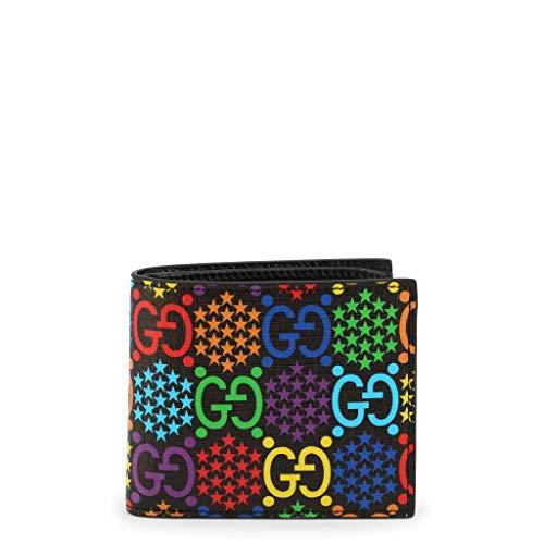 Gucci Psychedelic GG Supreme Bi-Fold Wallet