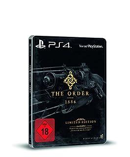 "The Order: 1886 (uncut) Limited Steelbook Edition ""Ausdauer des Ritters"" (exkl. bei Amazon.de) (B00S4O69EU) | Amazon price tracker / tracking, Amazon price history charts, Amazon price watches, Amazon price drop alerts"